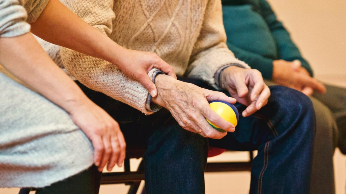 Finding The Right Balance Between Caregiver Role And Need Of Patients