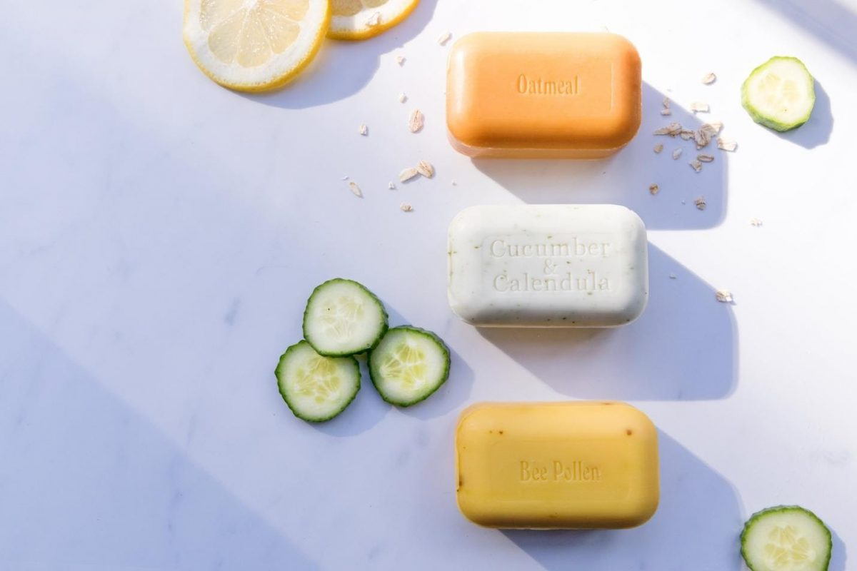 What Bar Soap Can Do for Your Skin