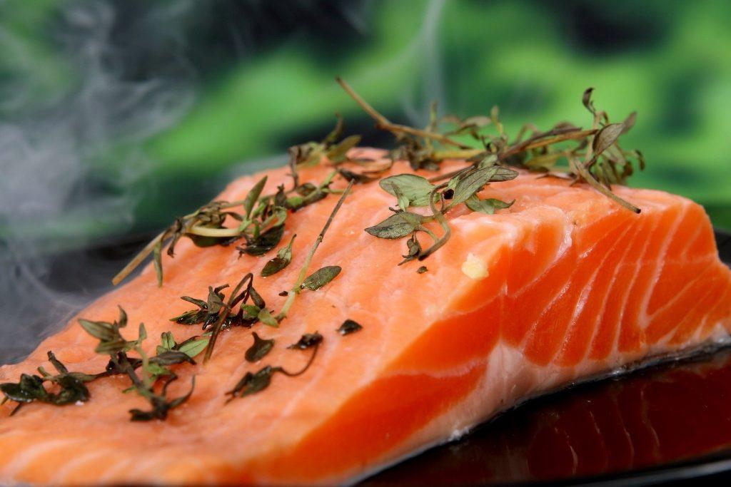 Omega 3 - Salmon