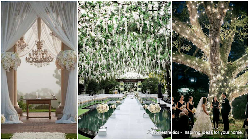 10 Stunning Wedding Venue Decoration Ideas to Steal