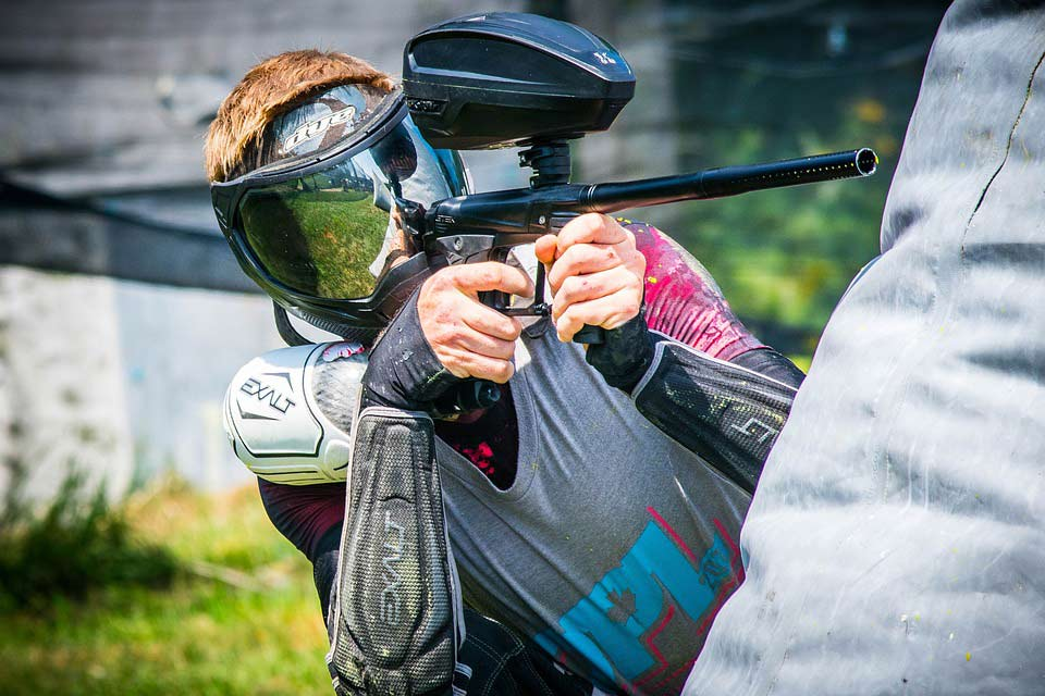 Safety Comes First: 4 Essential Pieces of Clothing and Wearables for Paintball