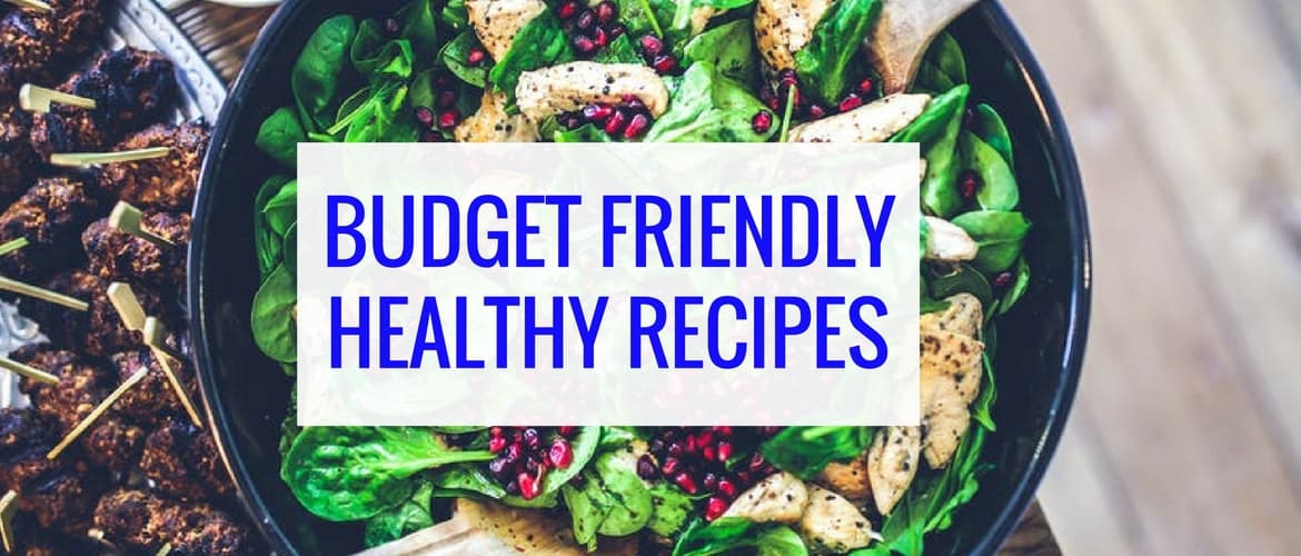 Health Can Be Expensive: 5 Budget-Friendly Healthy Meals
